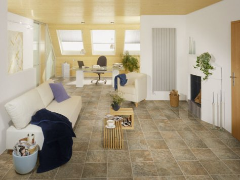 basement flooring options :: Laminate Flooring Basement Contemporary Basement Apartment image via Floors to Your Home