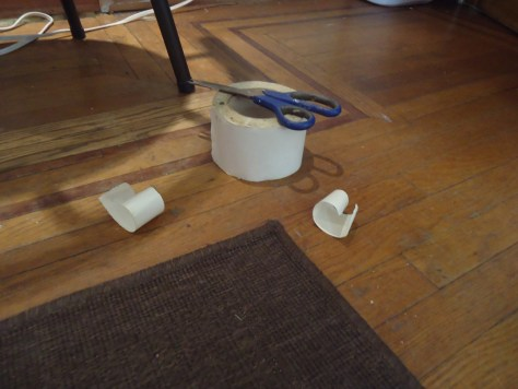 Carpet Tape to Fix Rolling up Area Rug