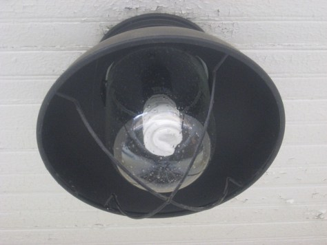 CFLs for Exterior Lights