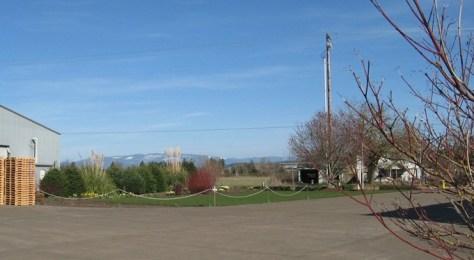 Inland Oregon Mountainous Coast