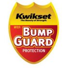 Kwikset Bump Guard Protection