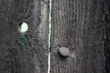 Knots in A Wood Fence image via Justin Krutz