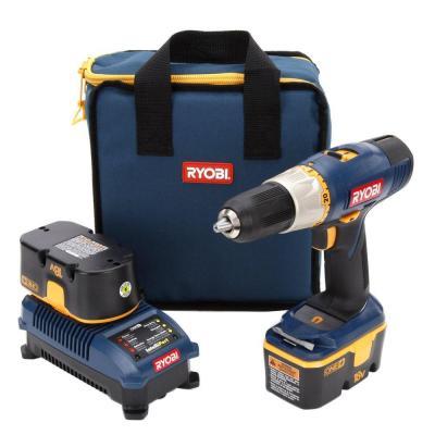 Ryobi 1/2 inch 18V Cordless Drill Kit