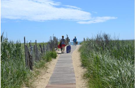 Beachwalk Lucy Vincent Beach Chilmark