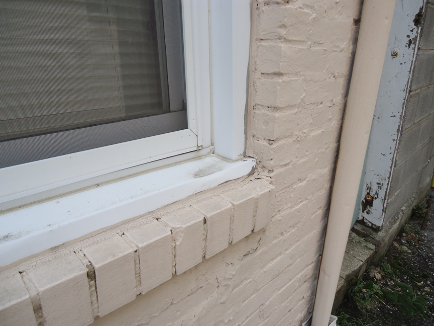 capping windows with aluminum metal wrapped other windows on the house had aluminum capping sill first working with coil stock cornices of baltimore