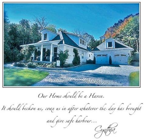 Cynthia Weber's Custom Home