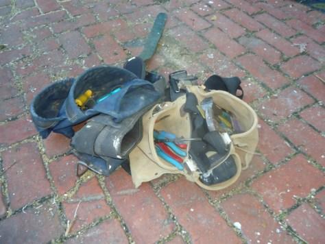 jb rig leather bag
