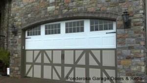 Garage Door Materials Metal