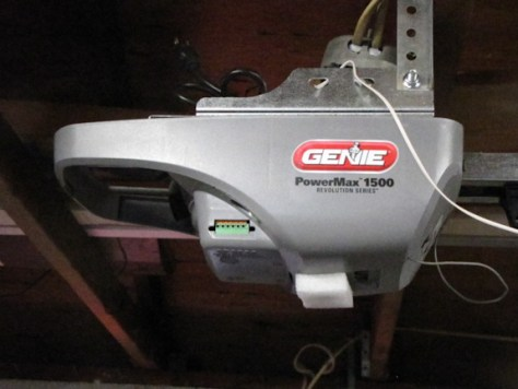 upgraded strapping Genie PowerMax 1500