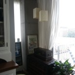 dining room alcove collectibles