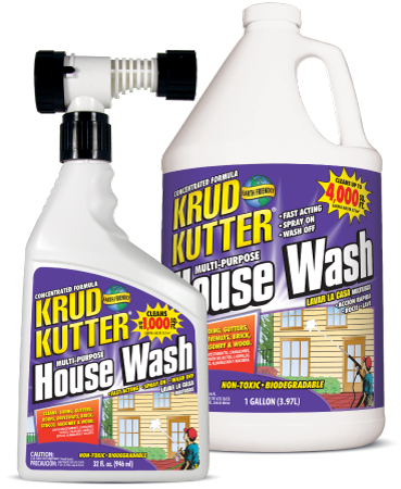 Krud Kutter House Wash (Amazon Affiliate link)