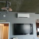 mini split indoor 1 living room
