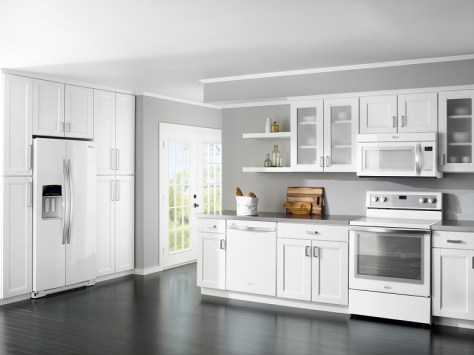 Whirlpool White Ice Collection Lifestyle Image