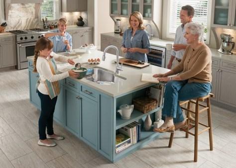 Blanco ONE Family Scene