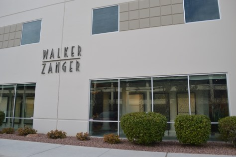 Walker Zanger Las Vegas Showroom