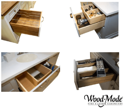 Storage Options From Wood Mode