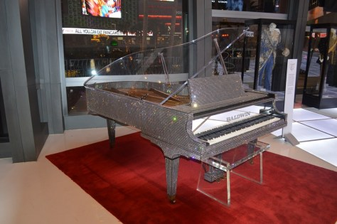 Liberaces Rhinestone Piano