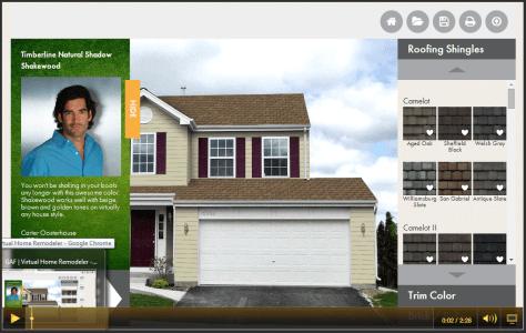 Virtual Home Remodeler