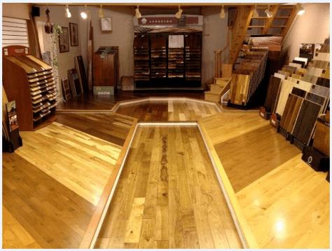 Wood Floor Type