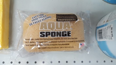 Polyester Sponge for Wallpapering