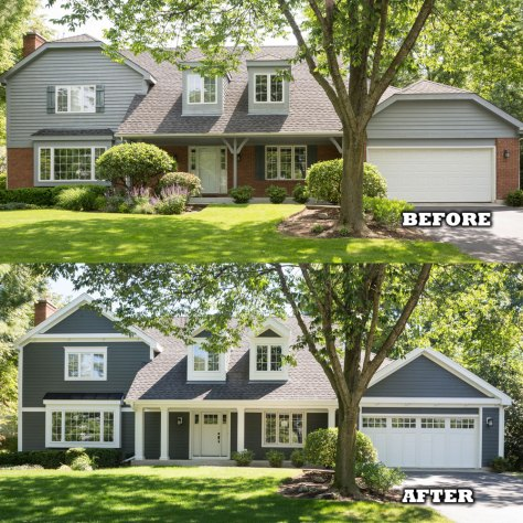 James Hardie Job Tracker Before and After