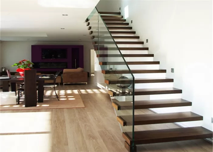 Luxury Modern Style Floating Timber Stairs Humanized Design No   Outdoor Timber Stairs Design   Pinterest   Outside Entrance Stair   Basic Outdoor   Different Style   Rustic Timber