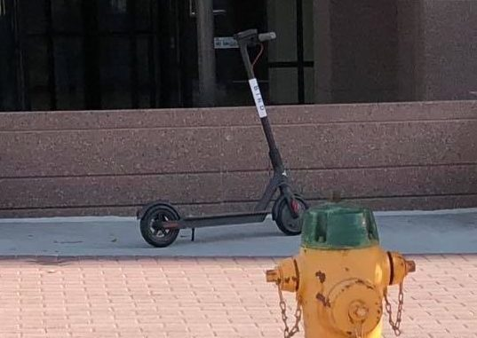 Electric scooters hit downtown SLC to help bridge last-mile