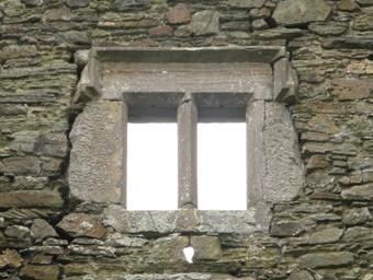 Mountlong Castle, County Cork 03 - Window