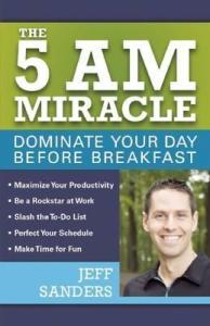 5 AM Miracle and the Simple Start Journal help to get my mornings off to a great start
