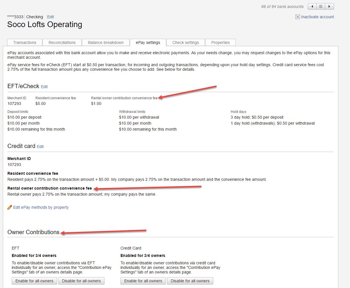 Owner Contributions   Buildium Software Feature Updates