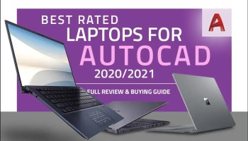 Best Rated Laptops for 2020 and 2021