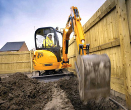 Groundworks Contractor Cambridge