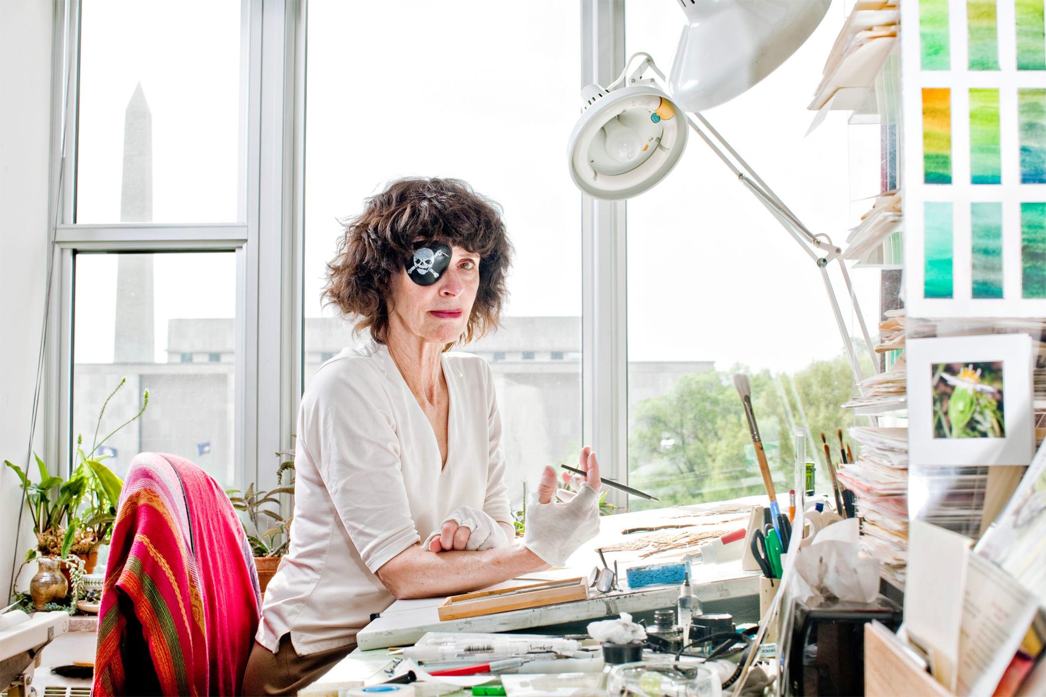 Melissa Golden interviewed by Barbara Griffin