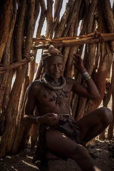 The Namib Desert and the Himba People by Jeremy Lock
