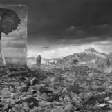 Wasteland With Elephant ©Nick Brand