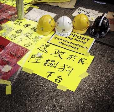 Artivism | 香港HK | by Ryan Moore