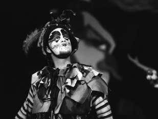 Razulo, Pinocchio Commedia, 2000 Adaptation by Johnny Simons of Pinocchio by Carlo Collodi