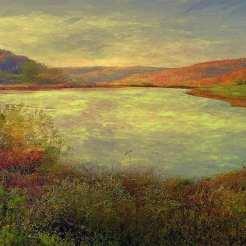 Autumn Lake ©KarenKlinedinst