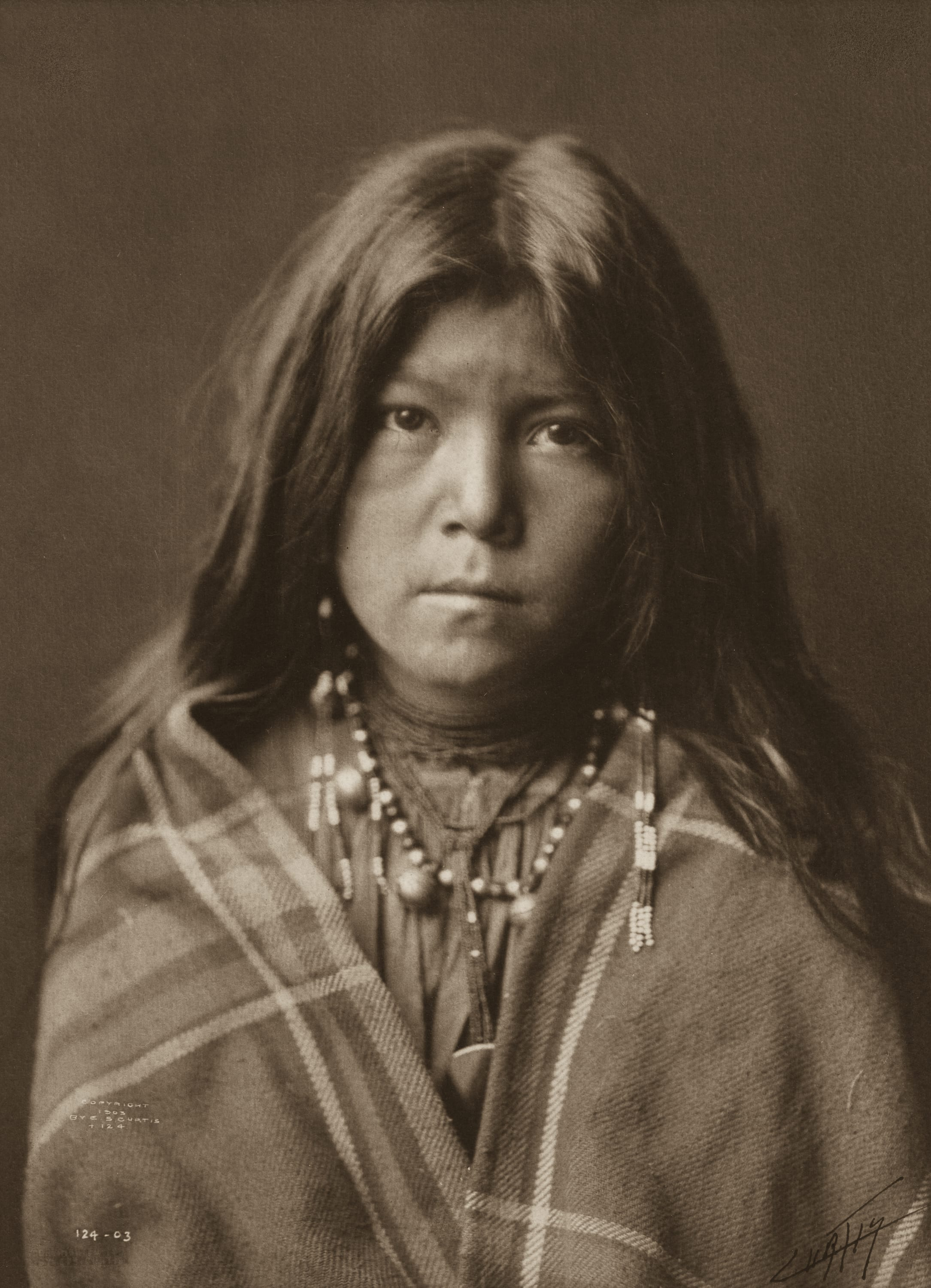By Her Hand: Native American Women, Their Art, and The Photographs of Edward S. Curtis   Interview with Seth Hopkins of the Booth Western Art Museum