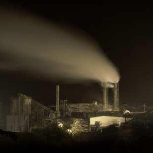 Solite Mine, Saugerties, New York