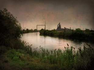 The River Rouge, Dearborn, Michigan