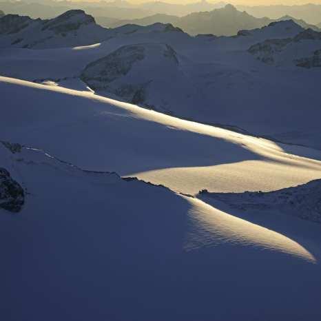 Wapta Icefield, Yoho National Park, Canada ©Peter Essick