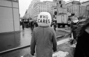 Who Cares, NYC, ©David Carol
