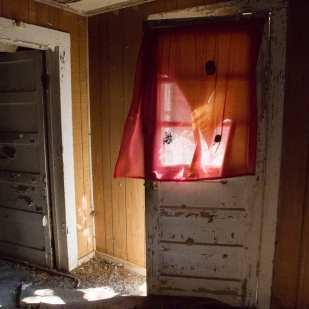 Red Curtain ©Caren Winnall