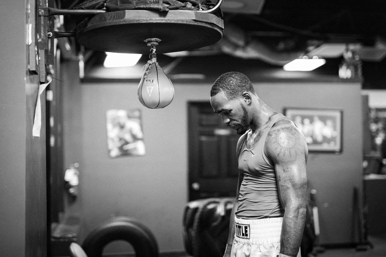 Son of God | Boxer CR Barlow by JB Rasor