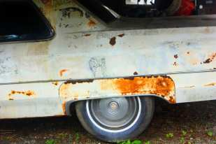 Painted Cadillac #2