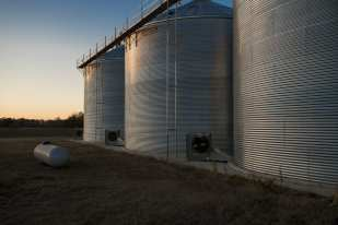 Silos at Sunset, Marvel AR ©Forest McMullin