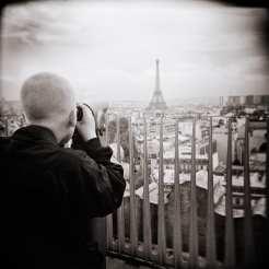 Above Paris ©Michael Kirchoff