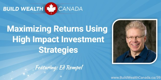 Maximizing Returns with High Impact Investment Strategies