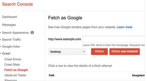 Googlebot الوصول إلى ملفات CSS و JS